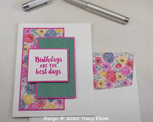 2073 Birthdays Are The Best Days Card
