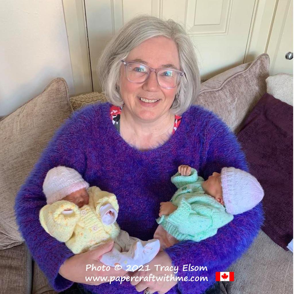 Meeting grandma - photo ©Tracy Elsom 2021