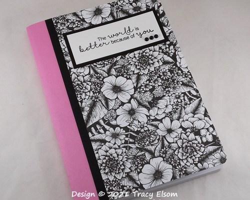 P153 Better World Notebook