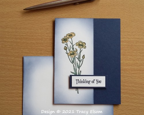 2201 Thinking Of You Card