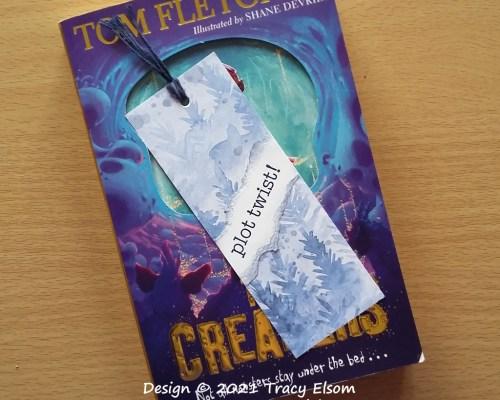 BM345 Plot Twist Bookmark