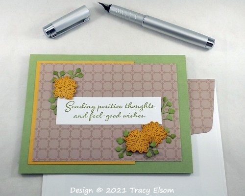 2262 Feel-Good Wishes Card