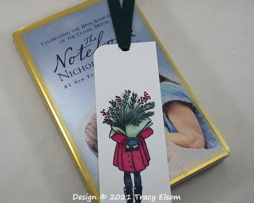 BM367 Biggest Bouquet Bookmark