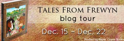 Tales from Frewyn by Michelle Franklin @MrsDenAsaan
