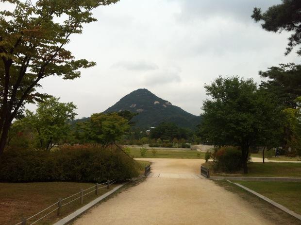 Mountain, Seoul