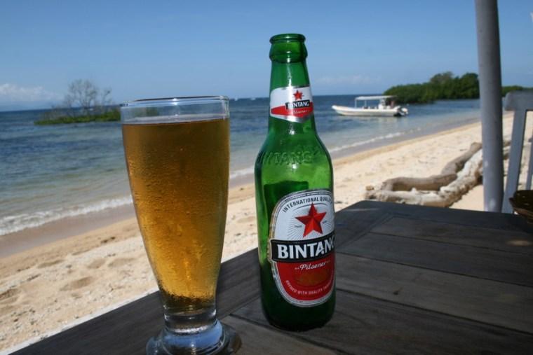 Bingtang Indonesian Beer