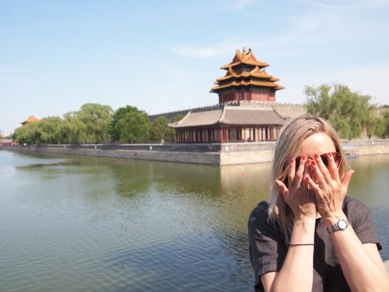 GoodBye, Forbidden City