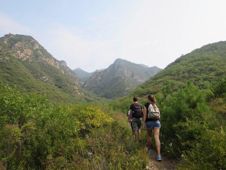 Beijing Hikers Great Wall