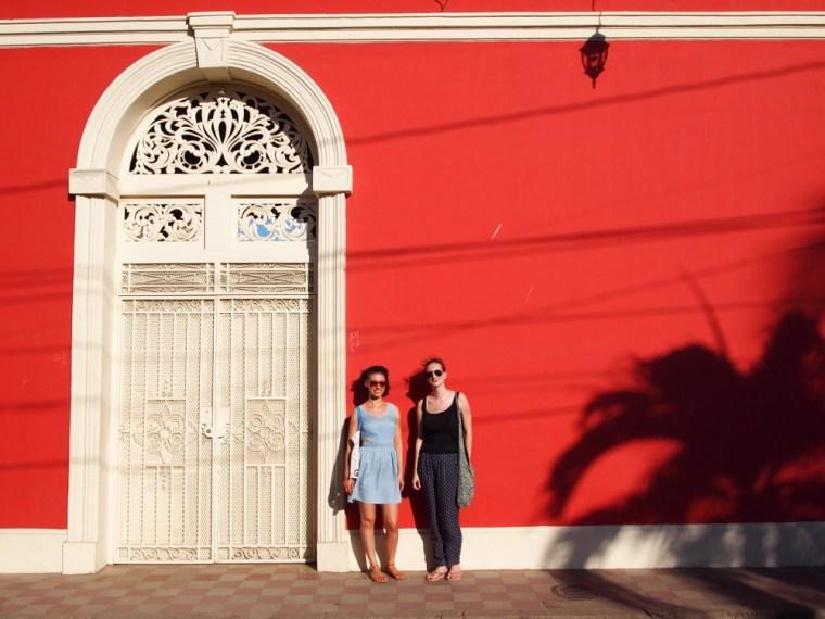 Colorful Walls Granada Nicaragua
