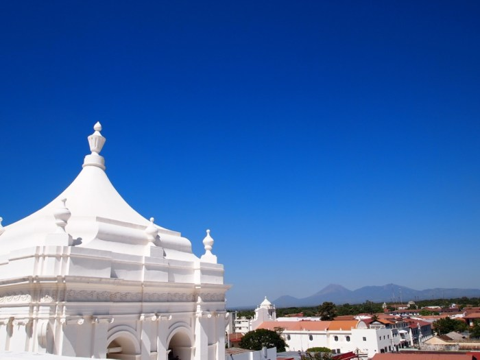Leon Nicaragua View
