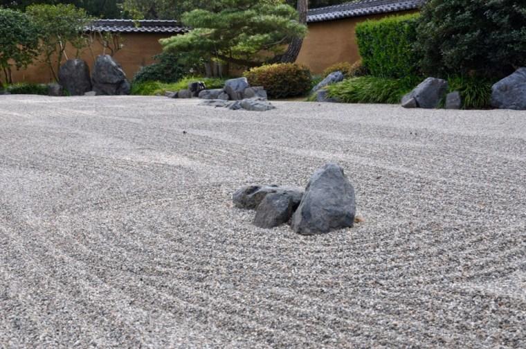 Zen Garden Japanese Huntingdon Library Los Angeles