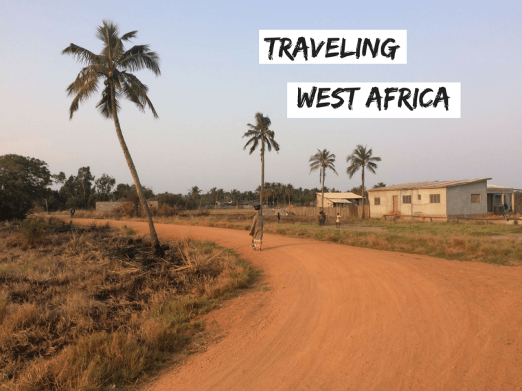 backpacking west Africa Ghana Togo Burkina Faso Benin