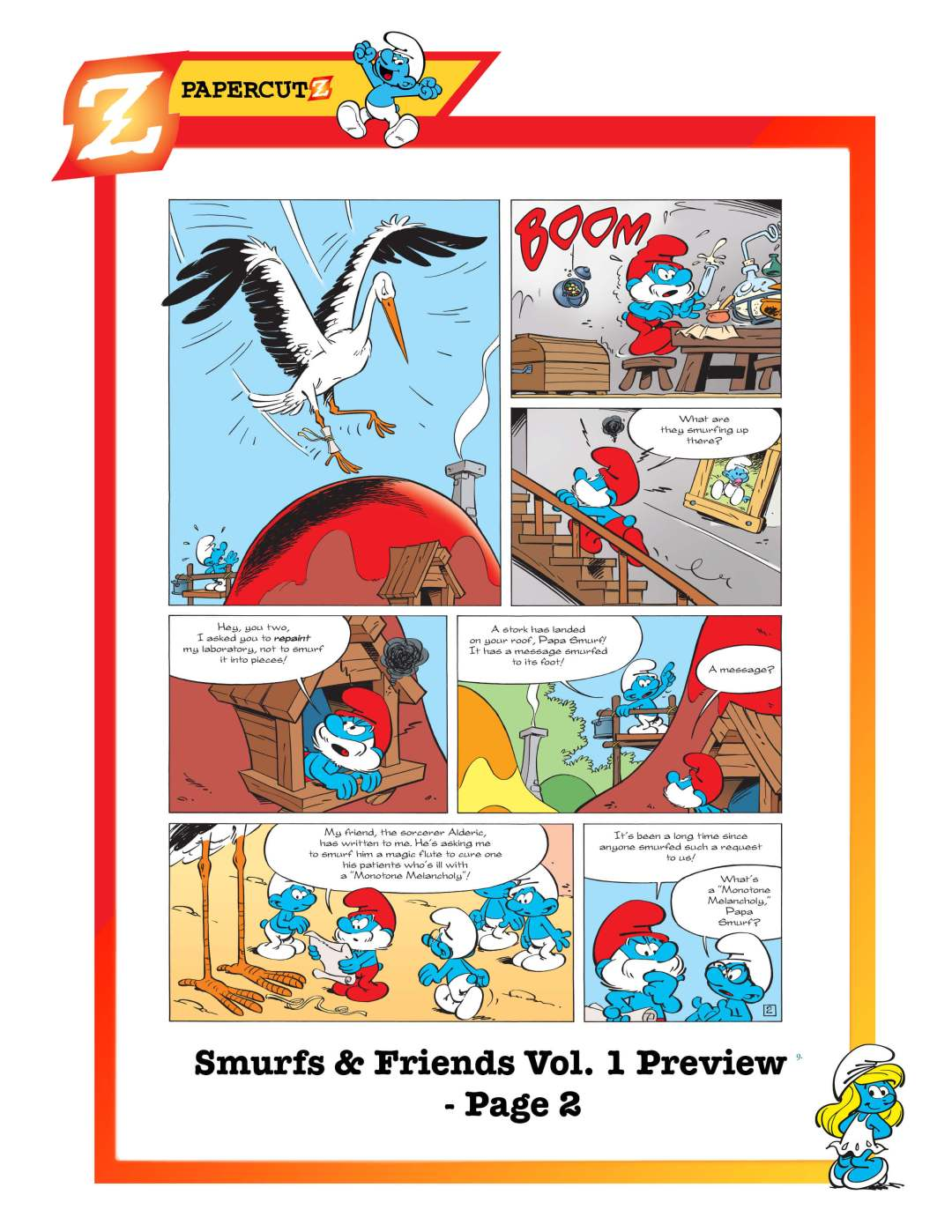 Smurfs_and_Friends_preview_page2