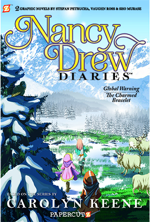 Nancy Drew Diaries 4 cover
