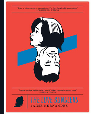The Love Bunglers graphic novel cover