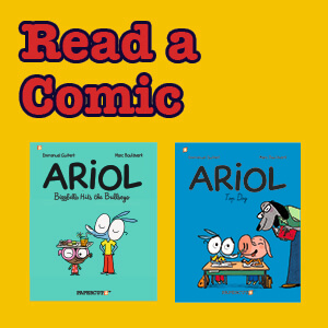 Ariol_Read_a_Comic_graphic