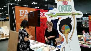 Papercutz_NYCC_Booth_2