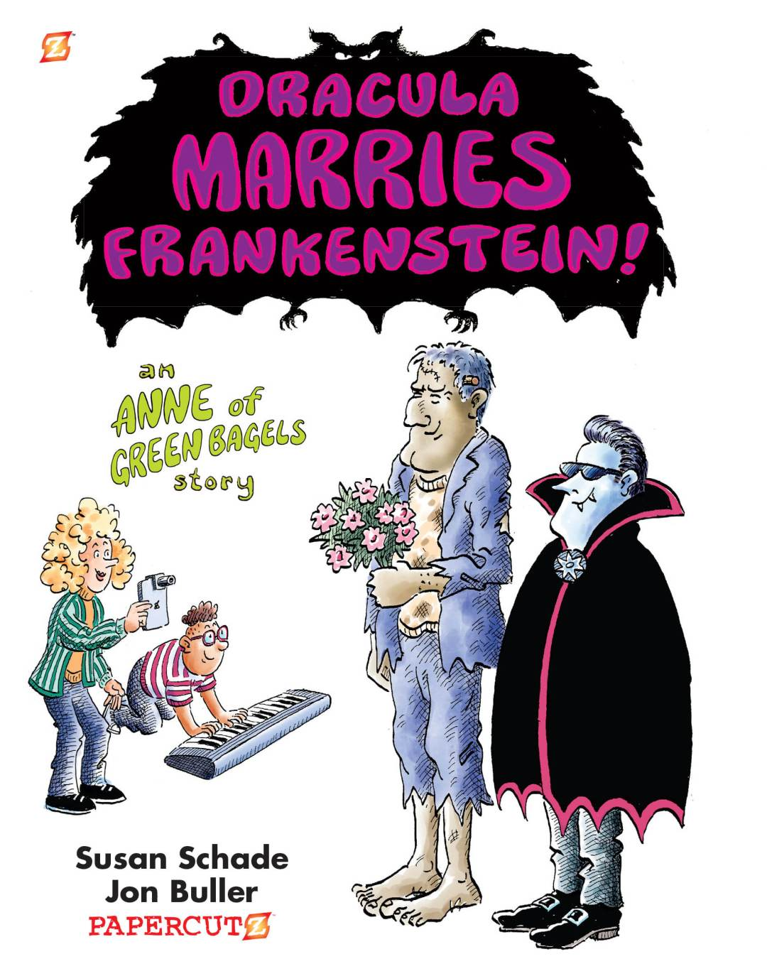 Dracula Marries Frankenstein Preview