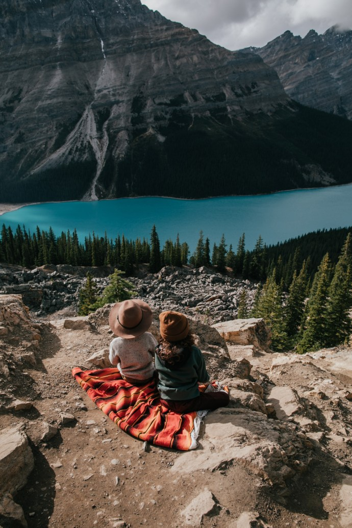 Rocky Mountain Family Photography | ©The Paper Deer Photography | thepaperdeer.ca, Peyto Lake Adventures | Banff Family Photographer