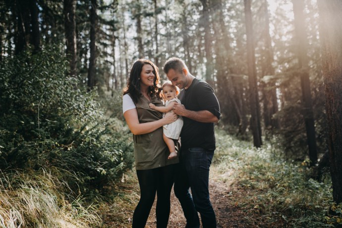 Banff Family Photography | ©The Paper Deer Photography | thepaperdeer.ca