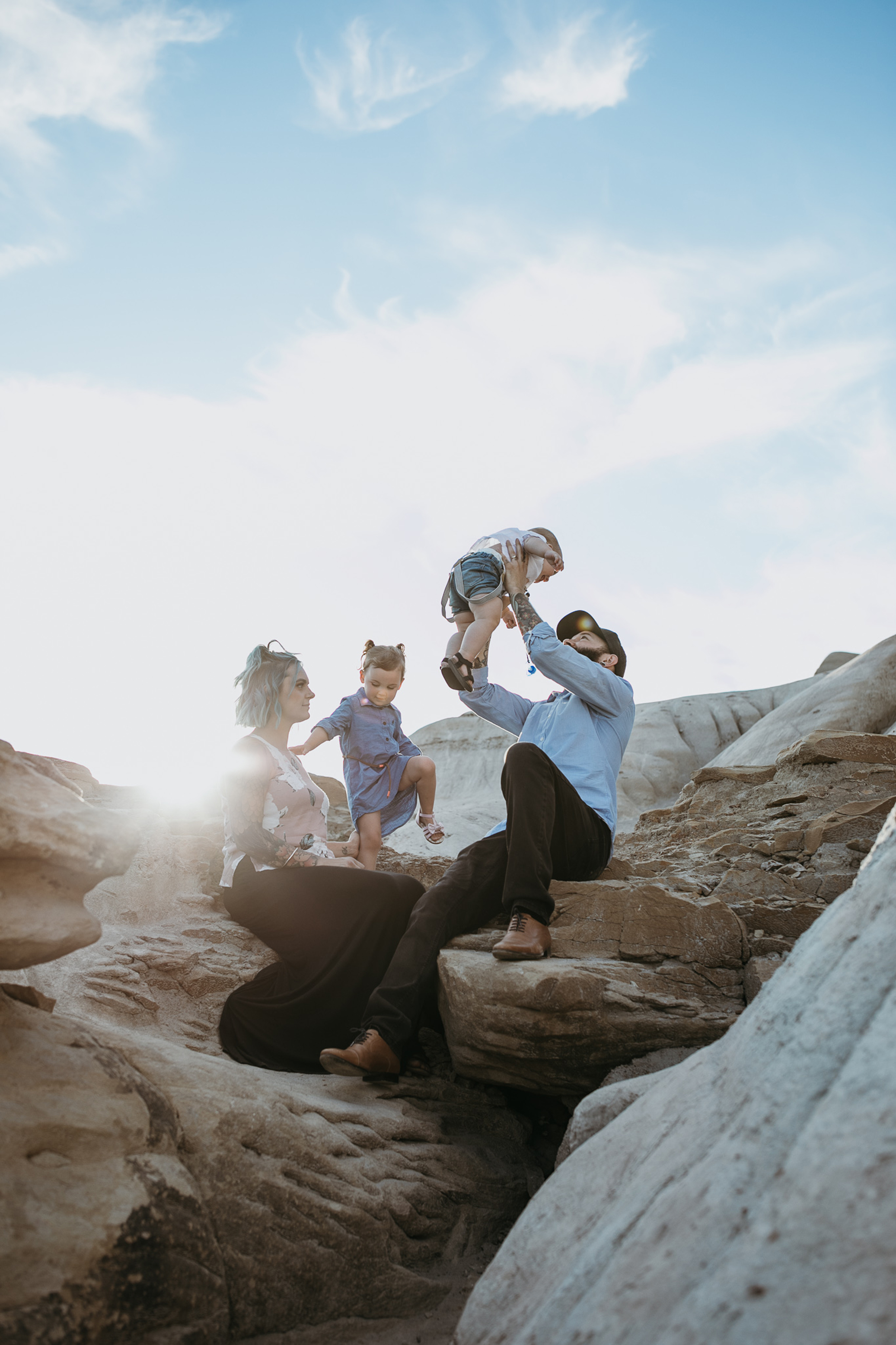Drumheller Family Photography   ©The Paper Deer Photography   paperdeerphoto.com