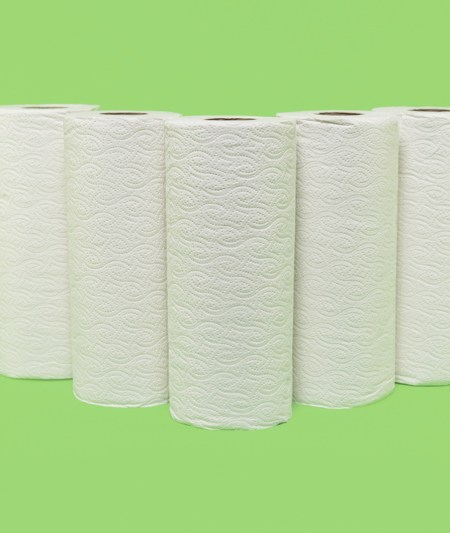 Kitchen Roll Towels (30/case)