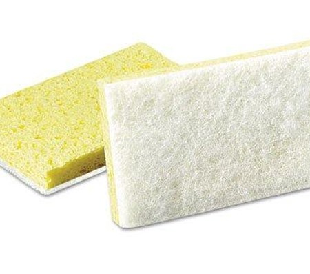 #63 Light Duty Scrubbing Sponges (20/cs)
