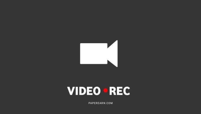 Easy record video