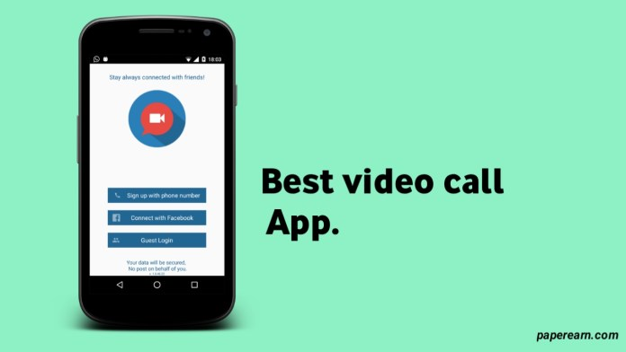 Android Video Call App