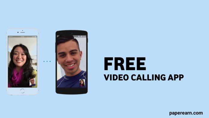 Video Calling Android app.