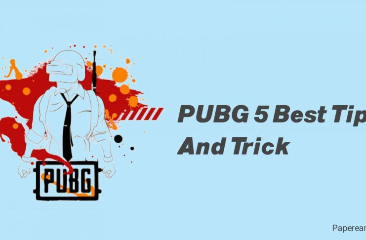 If you play PUBG, then 5 tips and tricks.