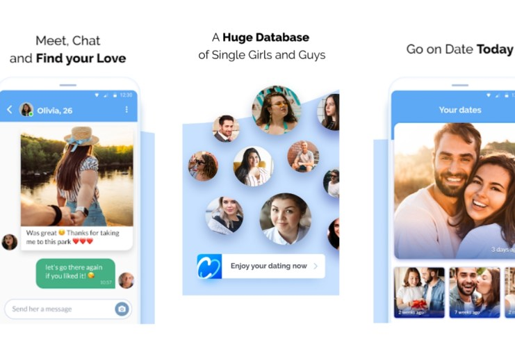 Best Online Singles Dating All Android App.