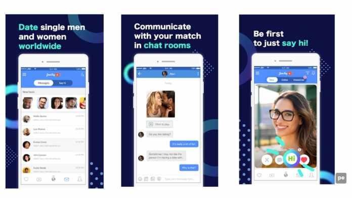 Just Say Hi nOline Dating App