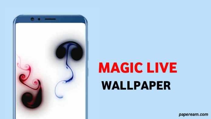 Magic Live Wallpaper App