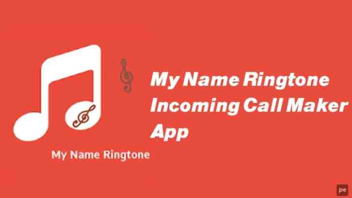 My Name Ringtone Call