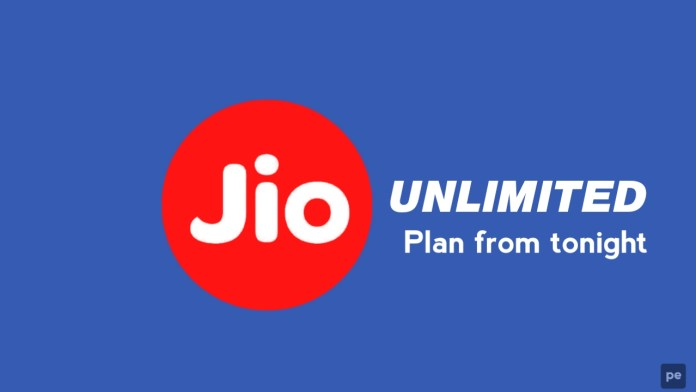 jio unlimited call free