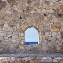 Le mura dell'Antico Porto di Chania