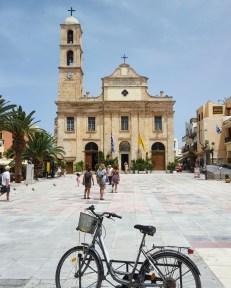 La Chiesa di San Nicola a Chania
