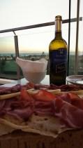 Aperitivo al Blau Sky Bar con i Vini Parpinello