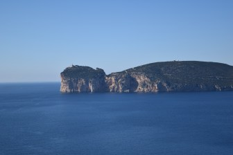 Il Faro di Capoccia da Punta Giglio