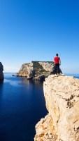 Mattia Perra e L'isola Piana