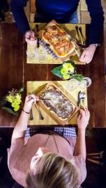 La polenta de Il Richiastro