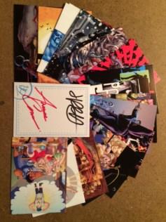 PaperFilms Card set