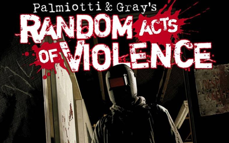 RANDOM ACTS OF VIOLENCE BEGINS PRODUCTION