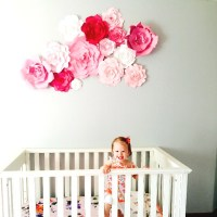 PaperFlora | Paper Flower Walls, backdrops and home decor