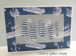 ahoy blue