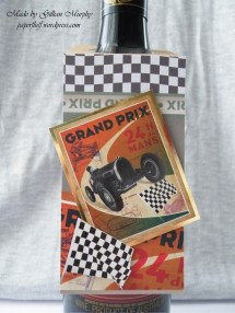 bottle tag - grand prix