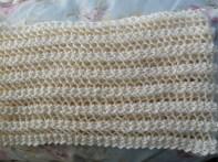 rowan scarf 1
