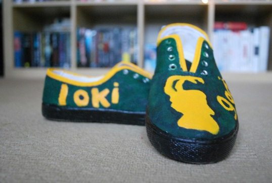 loki shoes
