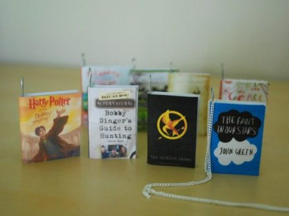 mini books spn